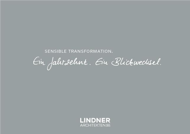 Referenzbuch 2019 - Konzept, Text, Motto & Handschrift-Typo